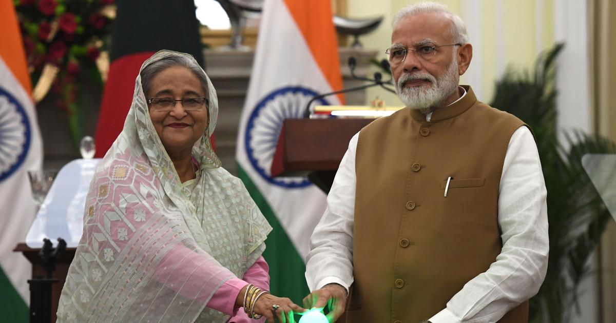Is Bangladesh really turning away from India and toward China – or is this just a storm in a teacup?