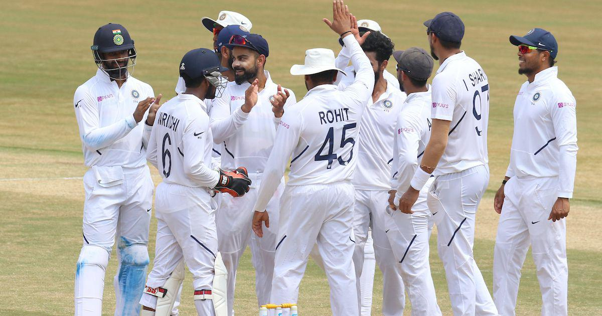 First Test: India close in on victory after South Africa top-order collapses in first session