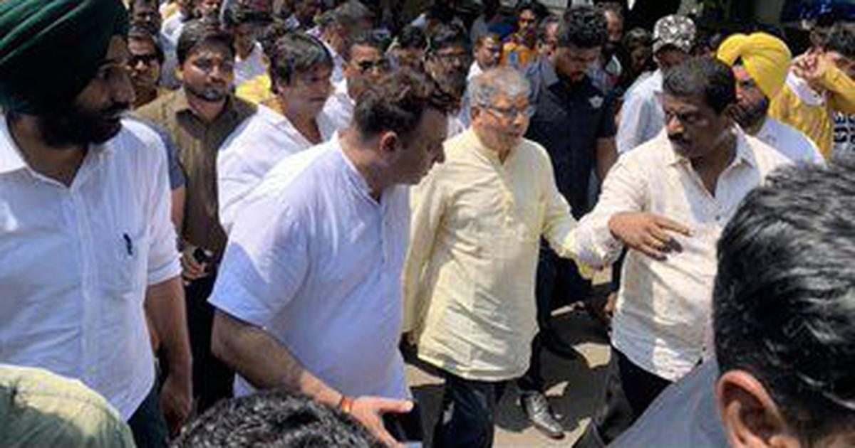 Aarey tree cutting: Prakash Ambedkar detained by police, asks people to maintain law and order