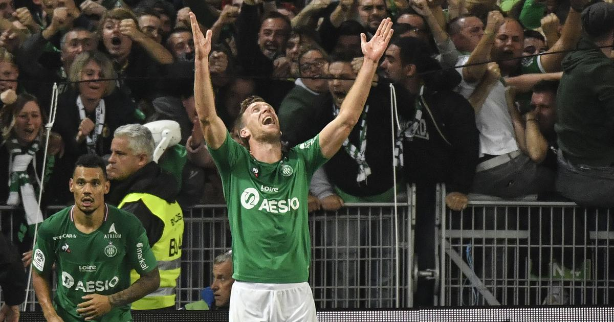 Ligue 1: Saint-Etienne hand Lyon 1-0 defeat, Lille miss chance to go third after draw against Nimes