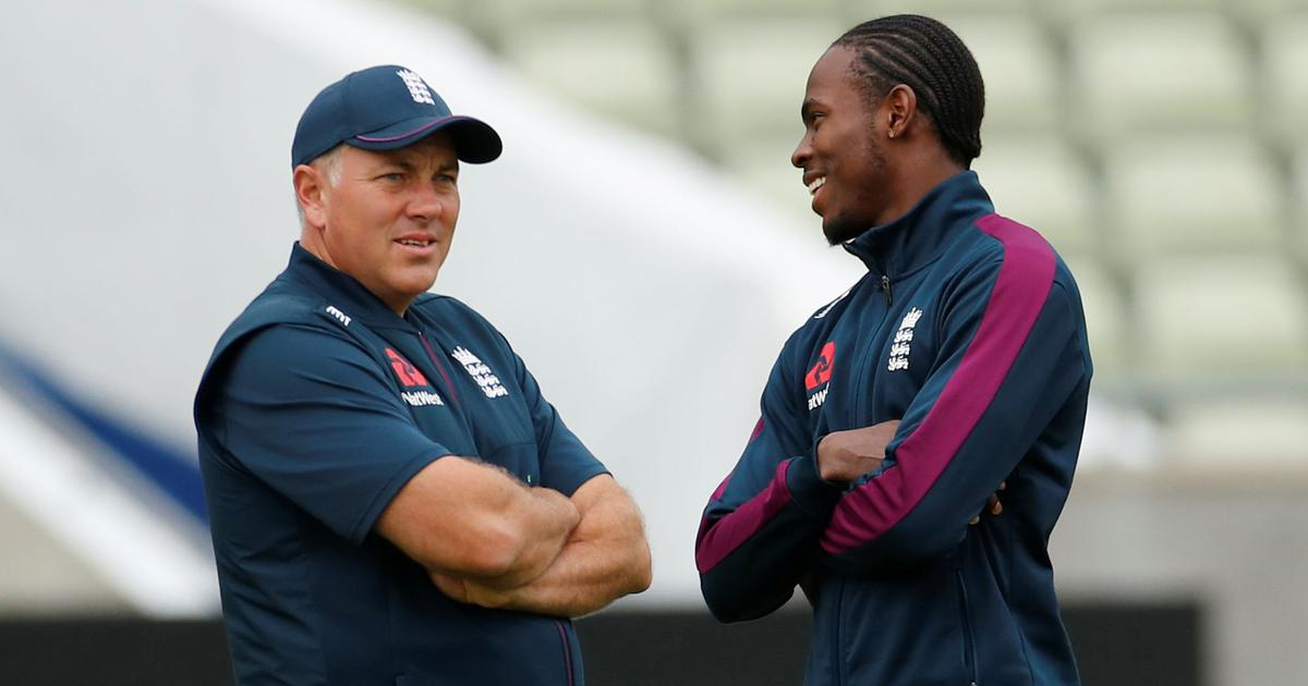 Chris Silverwood beats Gary Kirsten to become new head coach of World Cup winners England