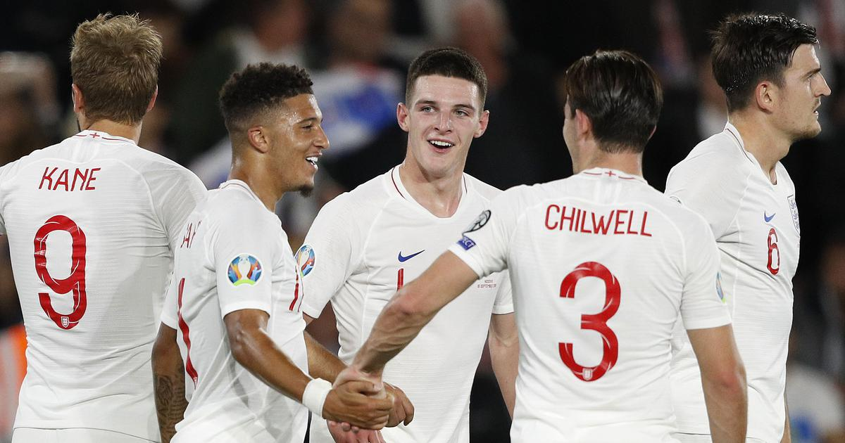 England, Italy one win away from qualifying for Euro 2020 as youngsters come to the fore