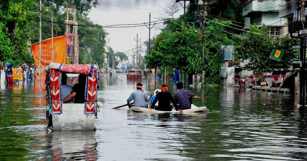 Patna deluge wasn't caused by climate change alone. Government ineptness was also to blame