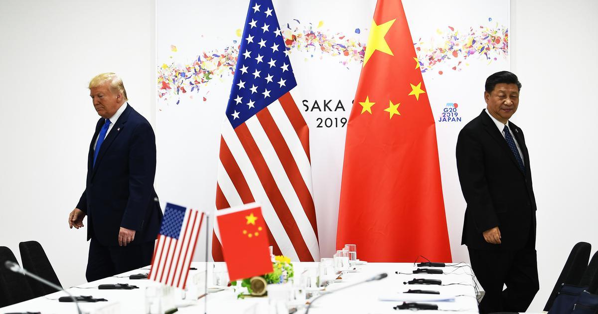 'Racial discrimination': Beijing denounces US' move to revoke visas of 1,000 Chinese students