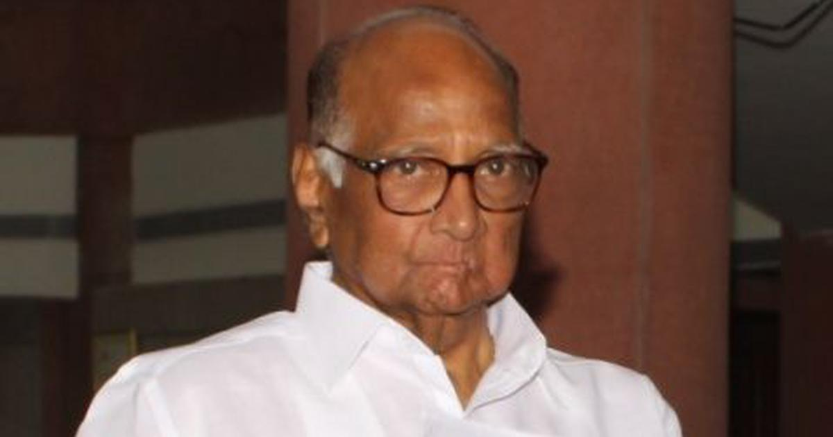 BJP using Sharad Pawar's old letters on APMC Act, private sector entry to 'confuse people', says NCP