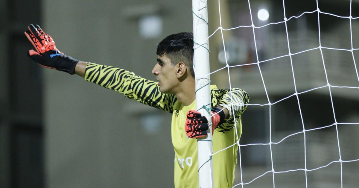 Gurpreet Sandhu should play in J-League or Europe to grow as a player: Former India keeper Nandy