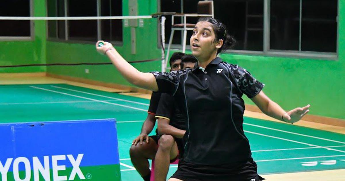 BWF World Junior C'ships: Bhatt upsets 13th seed Povanon; Bhatnagar and Crasto crash out
