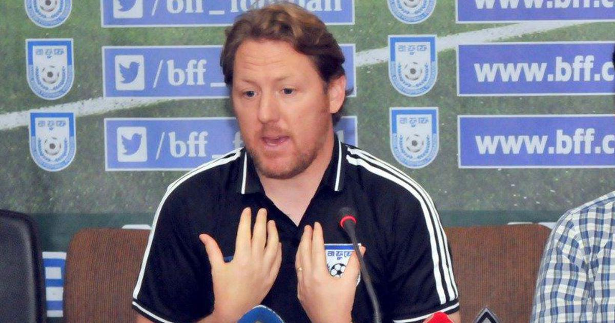 Football: India's draw against Qatar a big motivation for us, says Bangladesh coach James Day