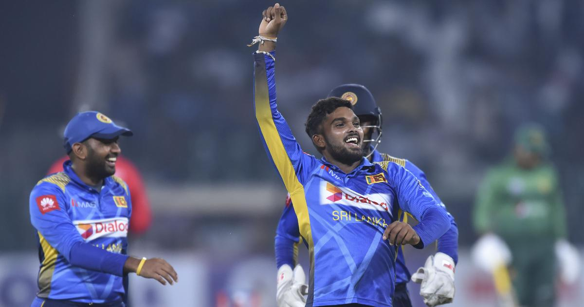 Hasaranga, Fernando shine as Sri Lanka beat Pakistan by 13 runs to complete T20 series whitewash