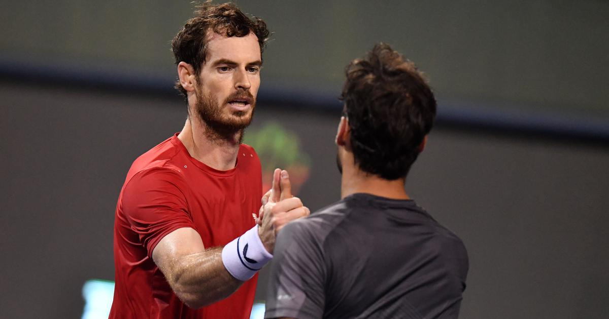 We both like complaining: Fognini down plays heated exchange with Murray at Shanghai Masters