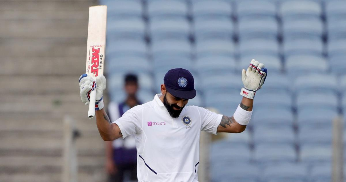 'Champion batsman', 'In another league': Twitter hails Virat Kohli's seventh Test double hundred