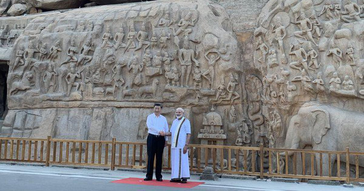 In photos: Xi Jinping meets PM Modi in Mamallapuram, tours ancient temples, monuments