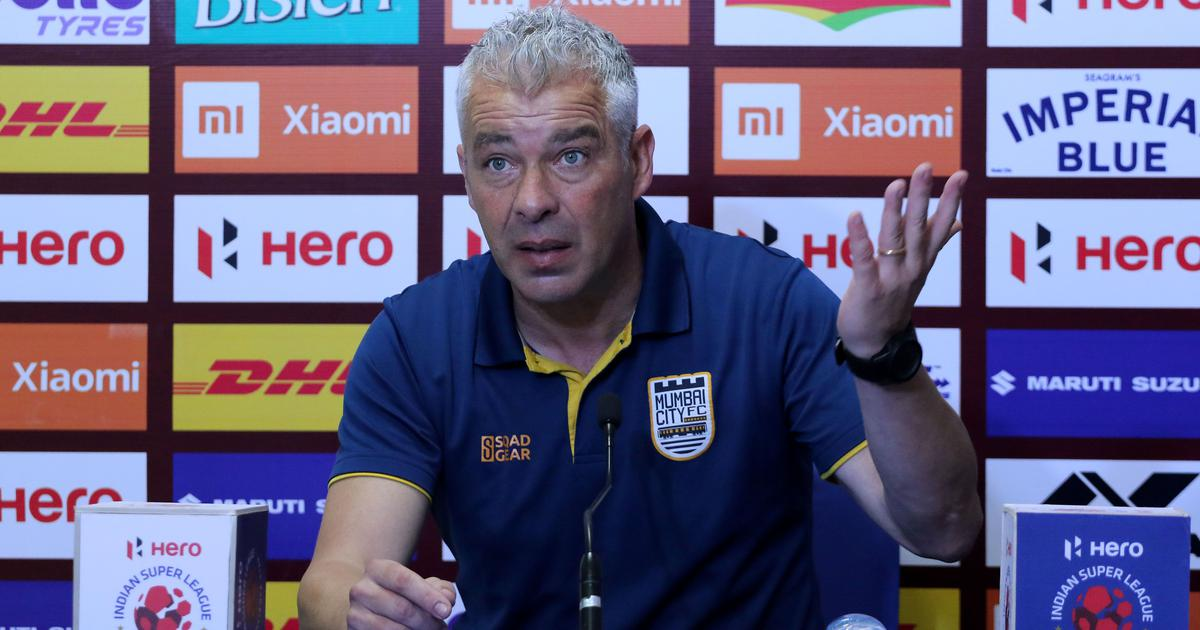 ISL: Had to change our style last season for results, says Mumbai City boss Jorge Costa