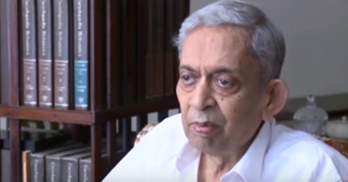 Ram Mohan, known as the father of Indian animation, dies at 88