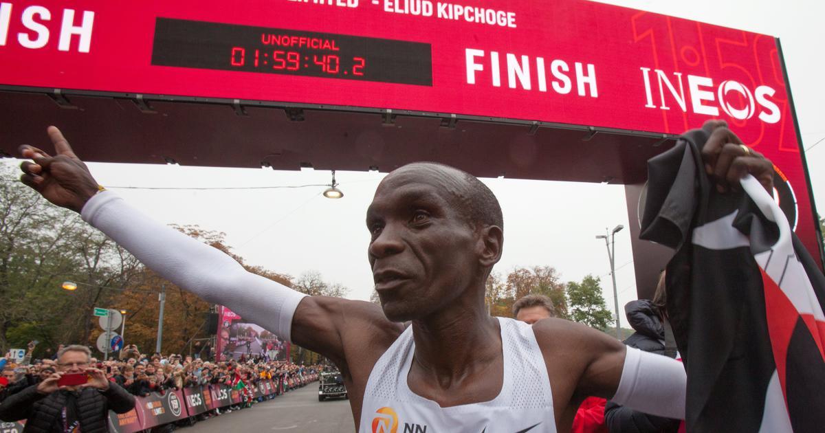 मैराथन धावक एलियड किपचोगे के एक नया इतिहास लिखने सहित इस वक्त खेल जगत की बड़ी खबरें
