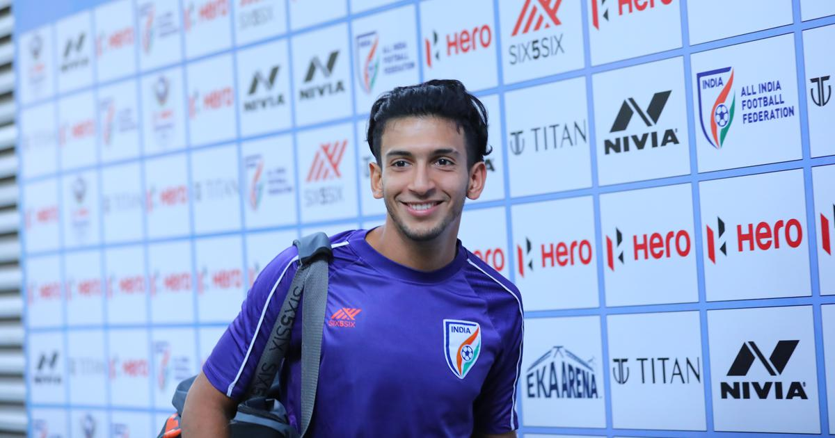 Indian football: Don't want pressure to affect my game, says upcoming youngster Sahal Abdul Samad