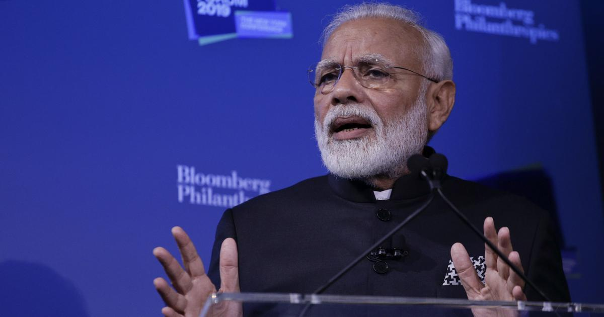 #IndiaSupportsCAA: PM Narendra Modi launches Twitter campaign in support of new citizenship law