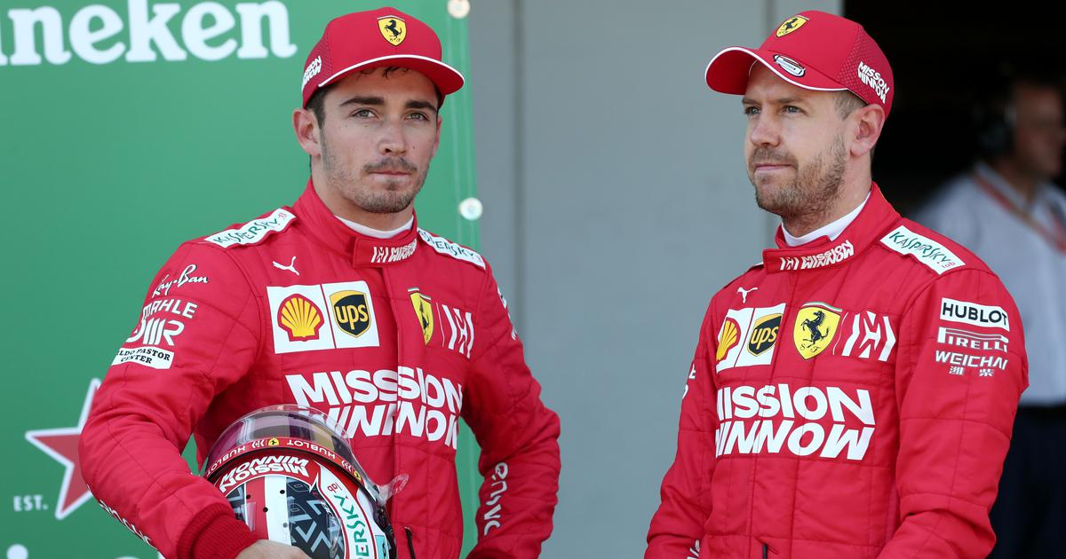 It hurts, says Charles Leclerc after Ferrari's disastrous qualifying performance at Italian GP