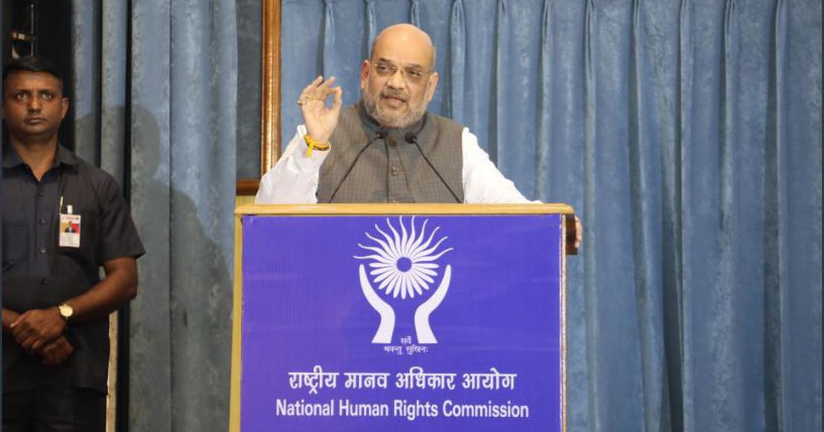 Western standards of human rights do not apply to India, says Home Minister Amit Shah