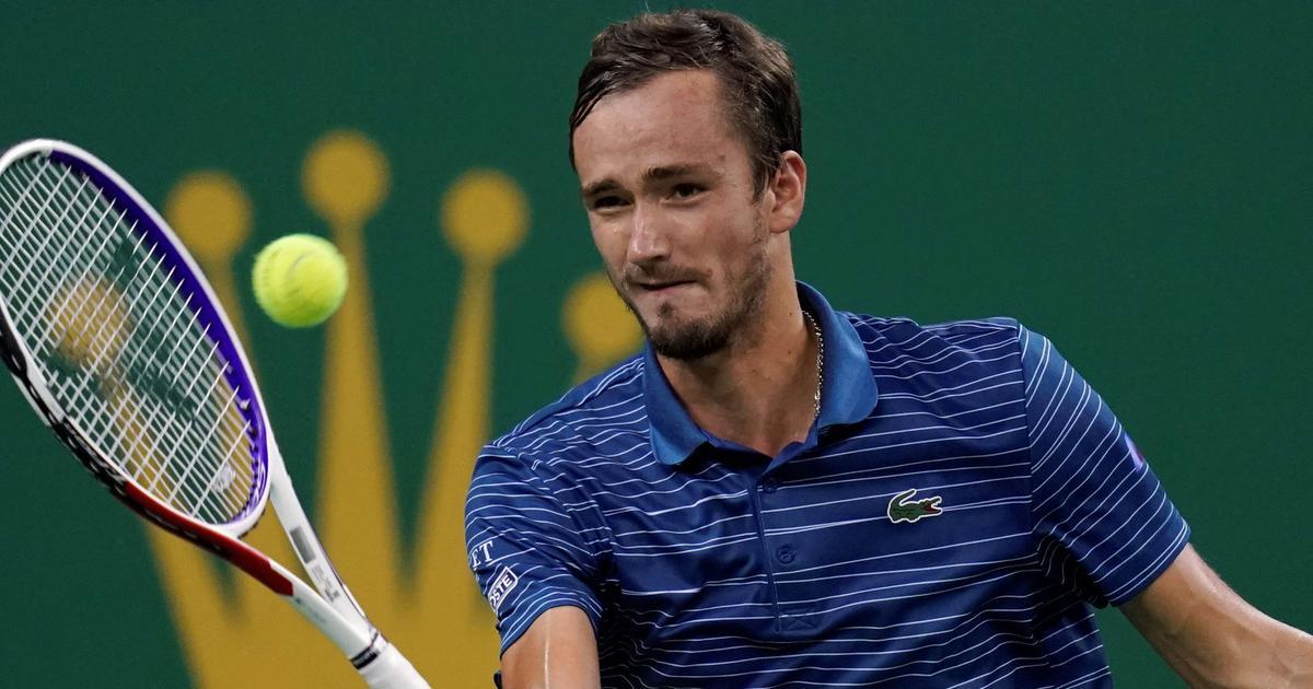Shanghai Masters: Daniil Medvedev beats Zverev to win second straight Masters 1000 title