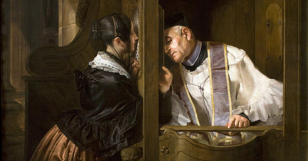 Why ending the secrecy of confession is so controversial for the Catholic Church