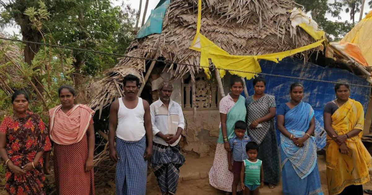 Why disaster rehab must focus on landless Dalit farmers