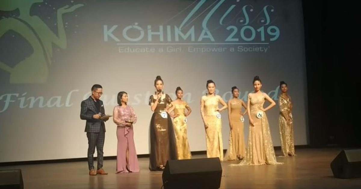 'Focus more on women instead of cows': A Miss Kohima 2019 contestant has this message for PM Modi