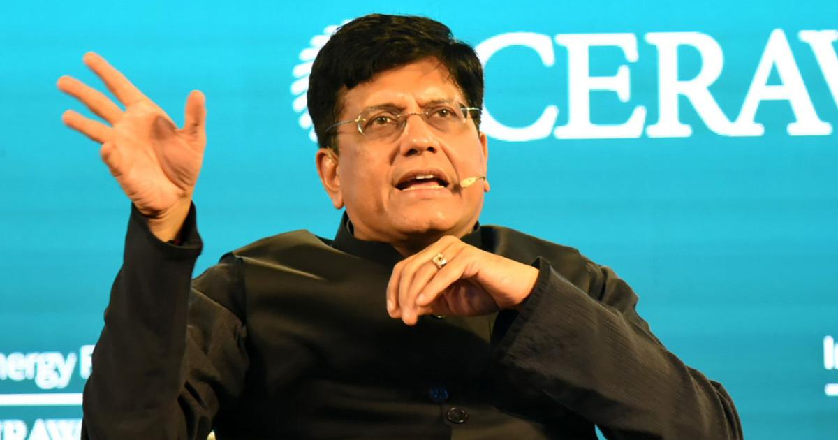 Covid-19: Piyush Goyal lashes out at Maharashtra CM, says state has provided list of only 41 trains
