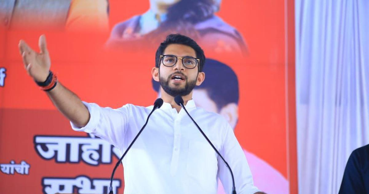 Behind the Aditya Thackeray campaign in Mumbai is the quiet work done by another Shiv Sainik