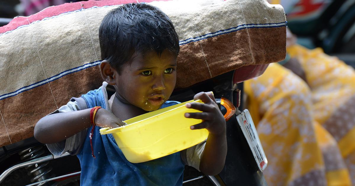 Global Hunger Index: India ranks 94 out of 107 countries, in 'serious' category