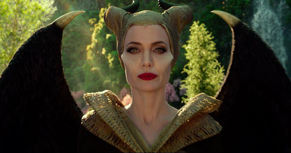 Maleficent Mistress Of Evil Movie Review Angelina Jolie