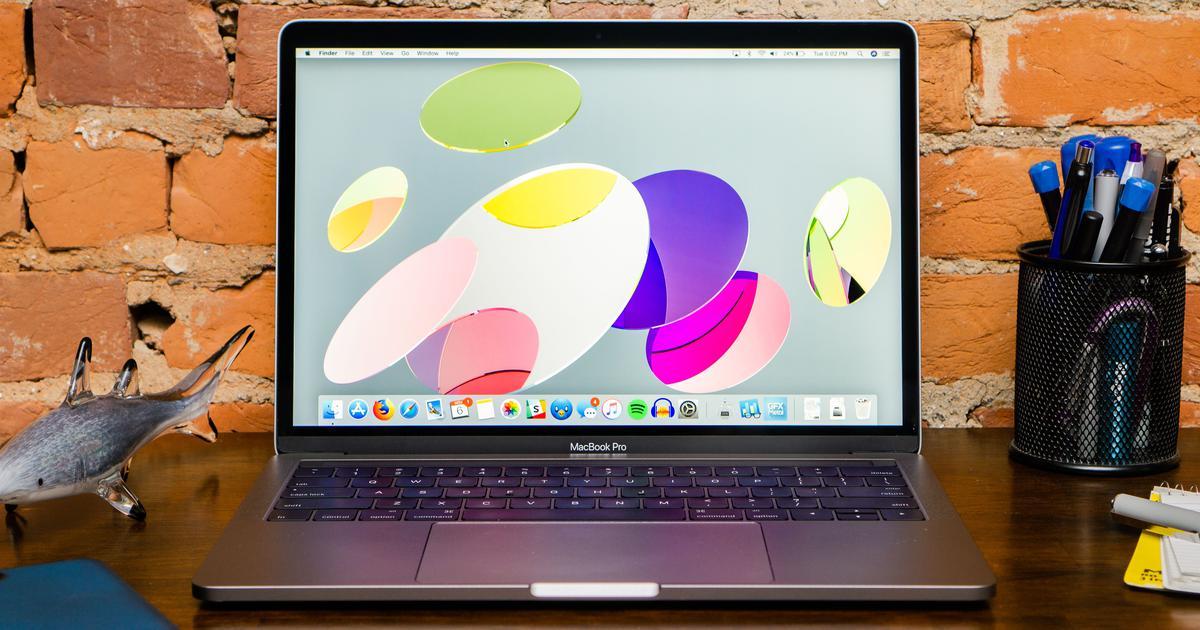 Why apple macbook pro