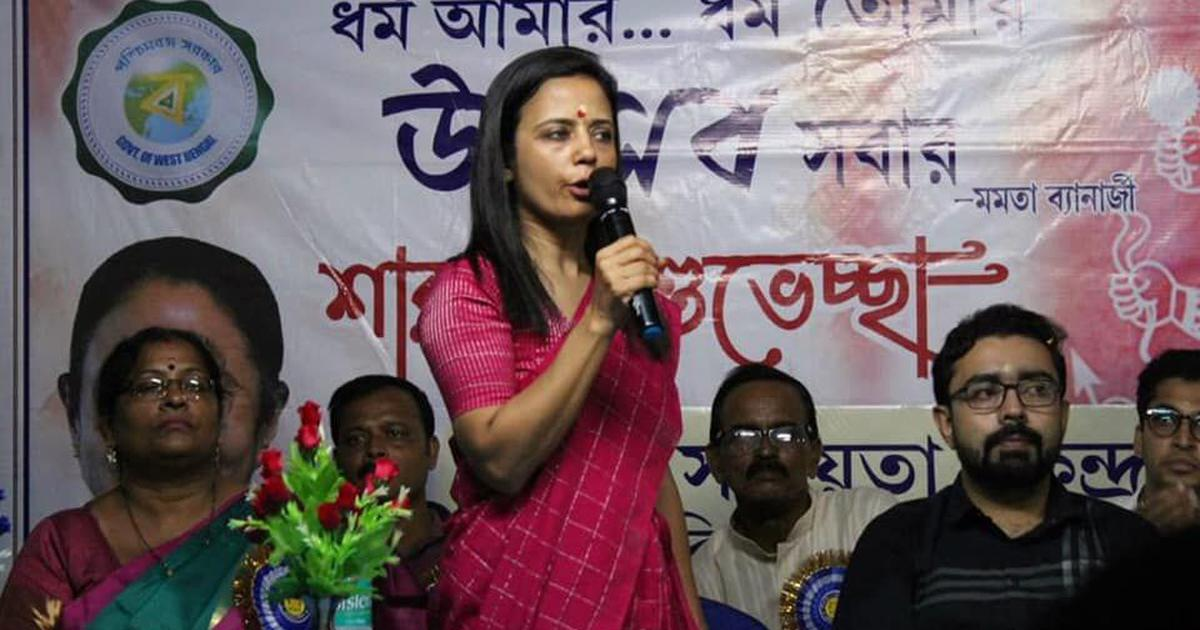 'Shame central agencies couldn't save you from staged attacks': Mahua Moitra criticises BJP