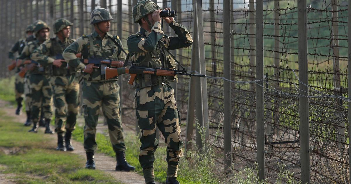 'Red blinking light' spotted in Jammu chased away, says Border Security Force