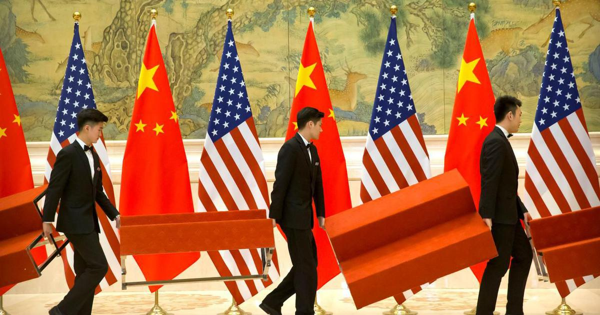 Cold War 2.0: Is a cyberwar between China and the US already underway?