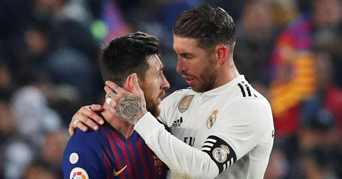 He has earned the right to decide for himself: Real Madrid's Sergio Ramos opens up Messi-Barca saga