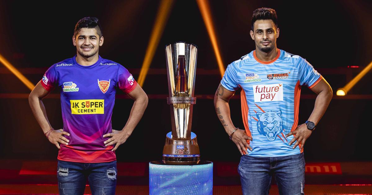 Pro Kabaddi final: After near-perfect season, Dabang Delhi and Bengal Warriors seek crowning glory