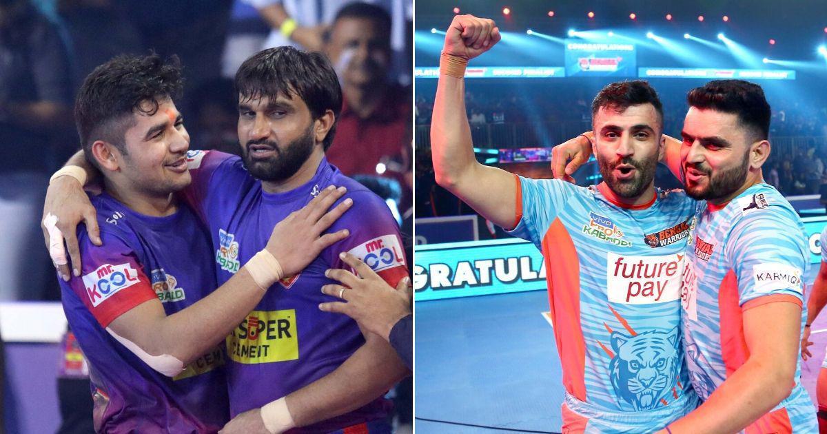 Pro Kabaddi: How perennial strugglers Dabang Delhi, Bengal Warriors became first-time finalists