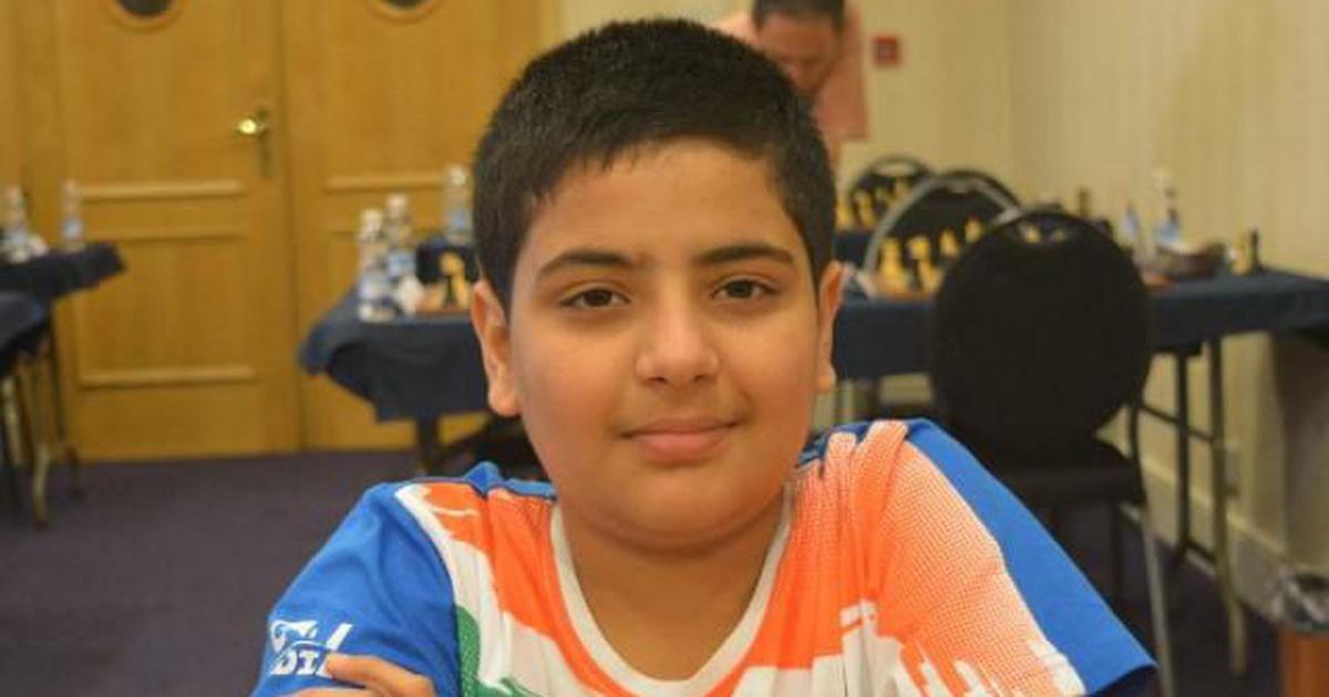 Chess: Raunak Sadhwani, 13, set to become India's 65th Grand Master