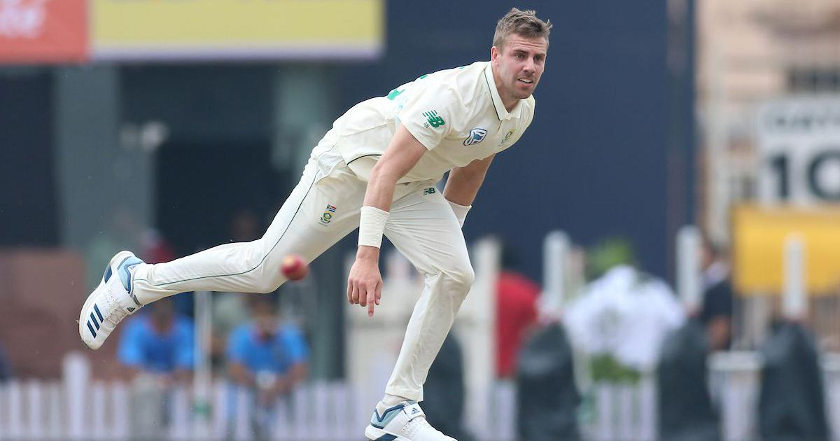 IPL 2020: Delhi Capitals sign South African pacer Anrich Nortje as replacement for Chris Woakes