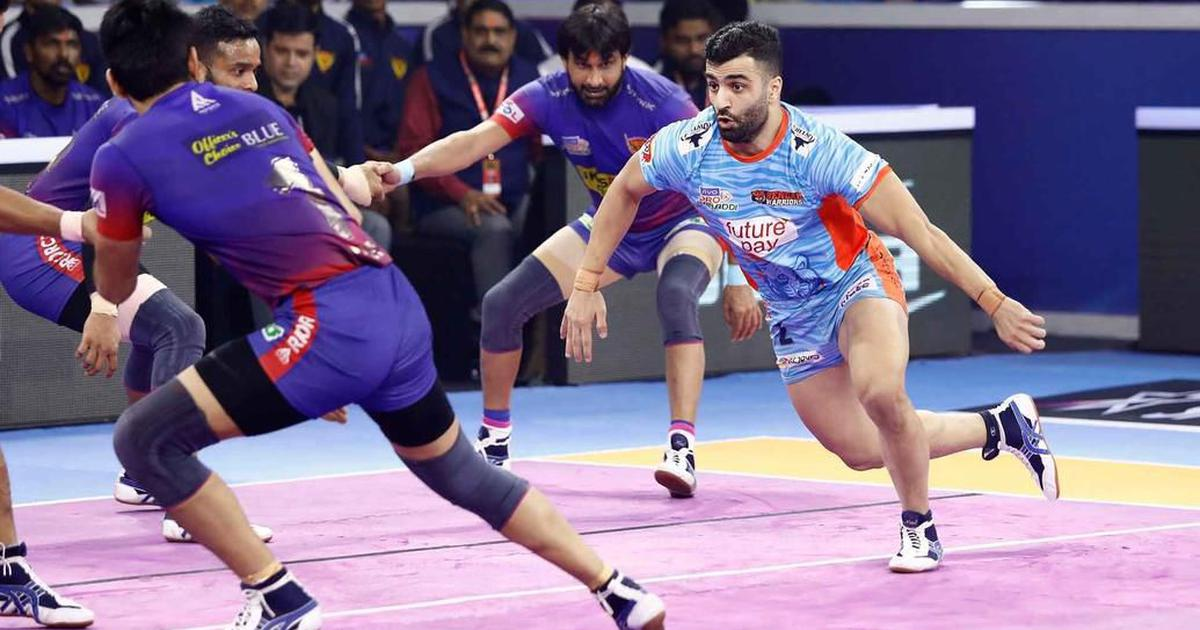 Coronavirus: Pro Kabaddi's eighth edition postponed due to pandemic