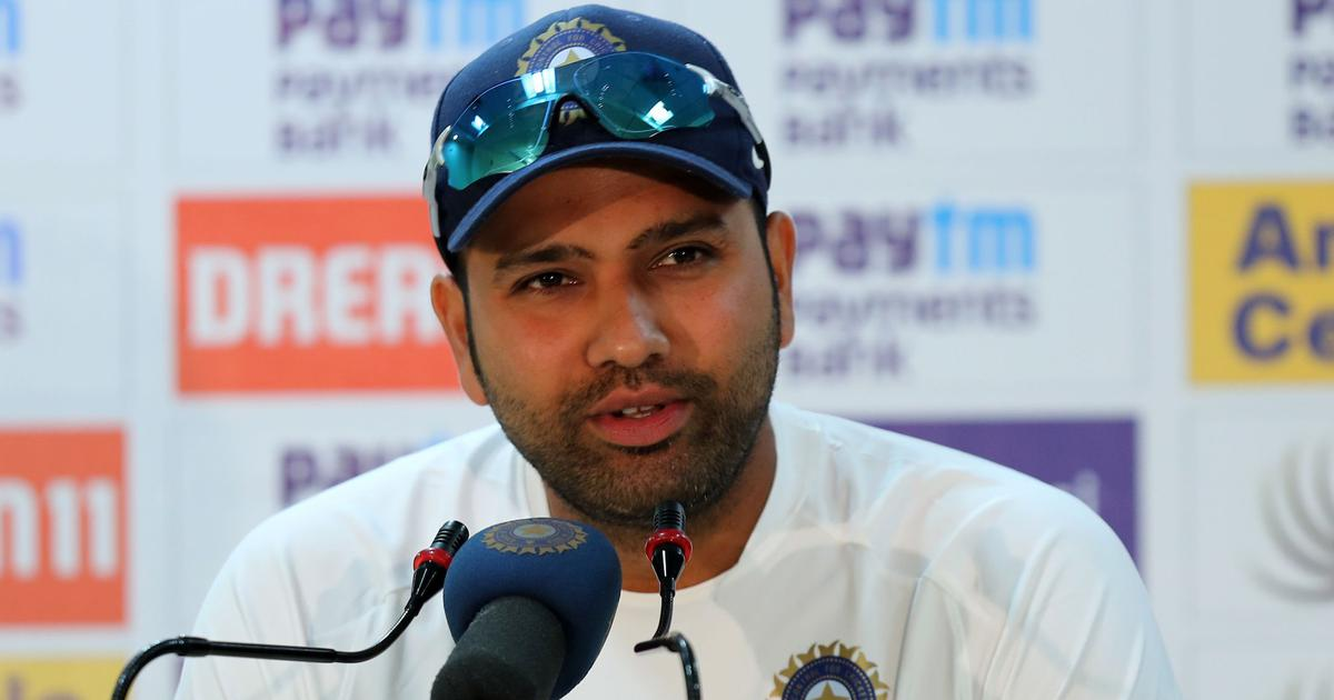 It depends on the pitch: Rohit Sharma hints at changes to India's pace attack ahead of second T20I