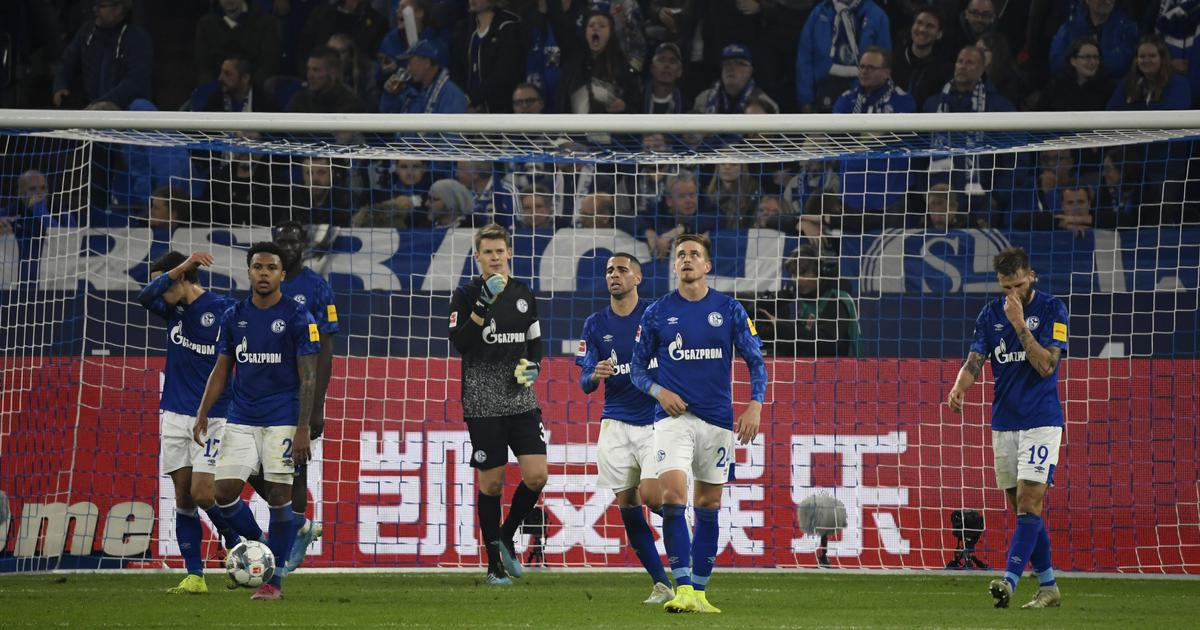 Bundesliga: Schalke lose 0-2 to Hoffenheim, chance to go top of the points table