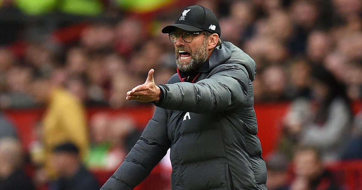 Premier League: Liverpool's Jurgen Klopp rues VAR's failure during Manchester United game