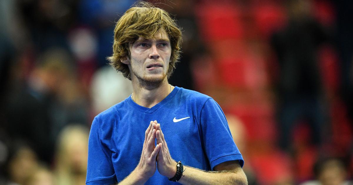 Tennis: Andrey Rublev wins Kremlin Cup for second career title; Belinda Bencic wins women's title