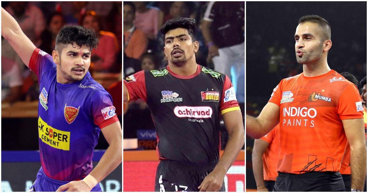 Pro Kabaddi, season 7 stats: Pawan Sehrawat, Naveen Kumar, Fazel Atrachali emerge as top performers