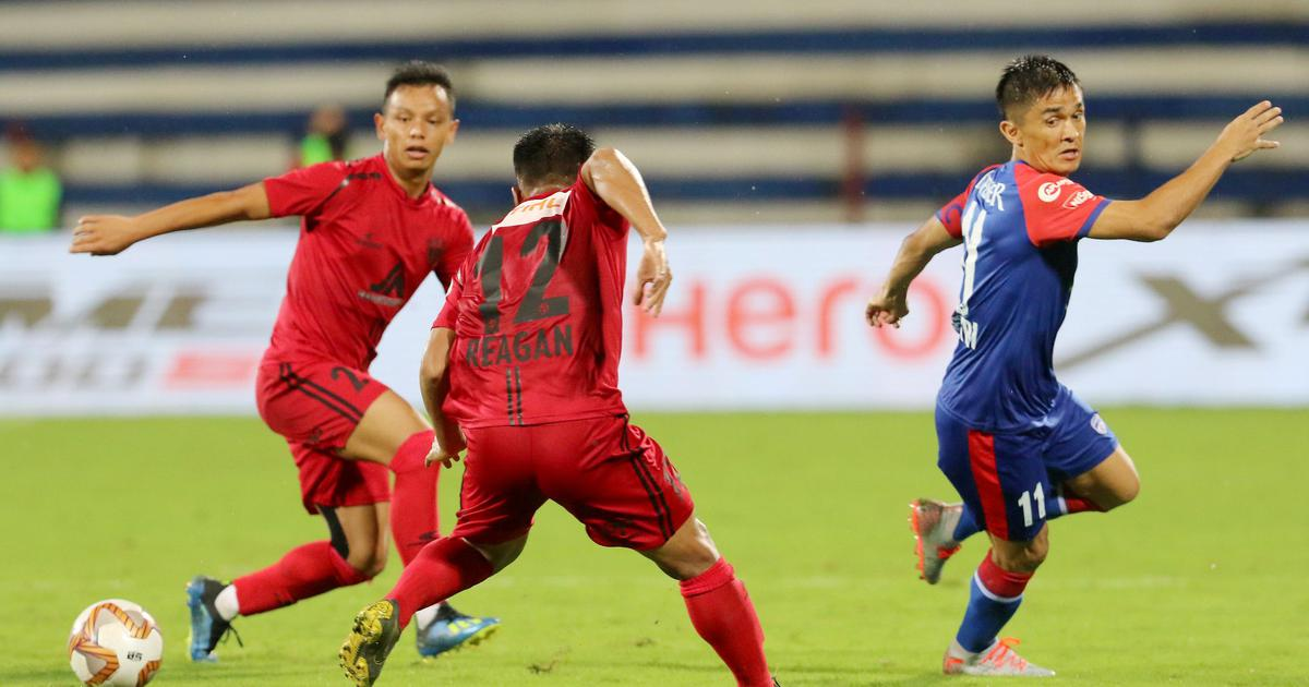 ISL: Bengaluru FC begin title defence with a draw as NorthEast United frustrate hosts at Kanteerava
