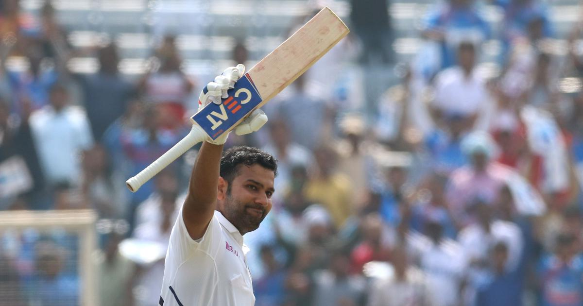 It is a great start and I don't want to let it go: Man of the Series Rohit Sharma