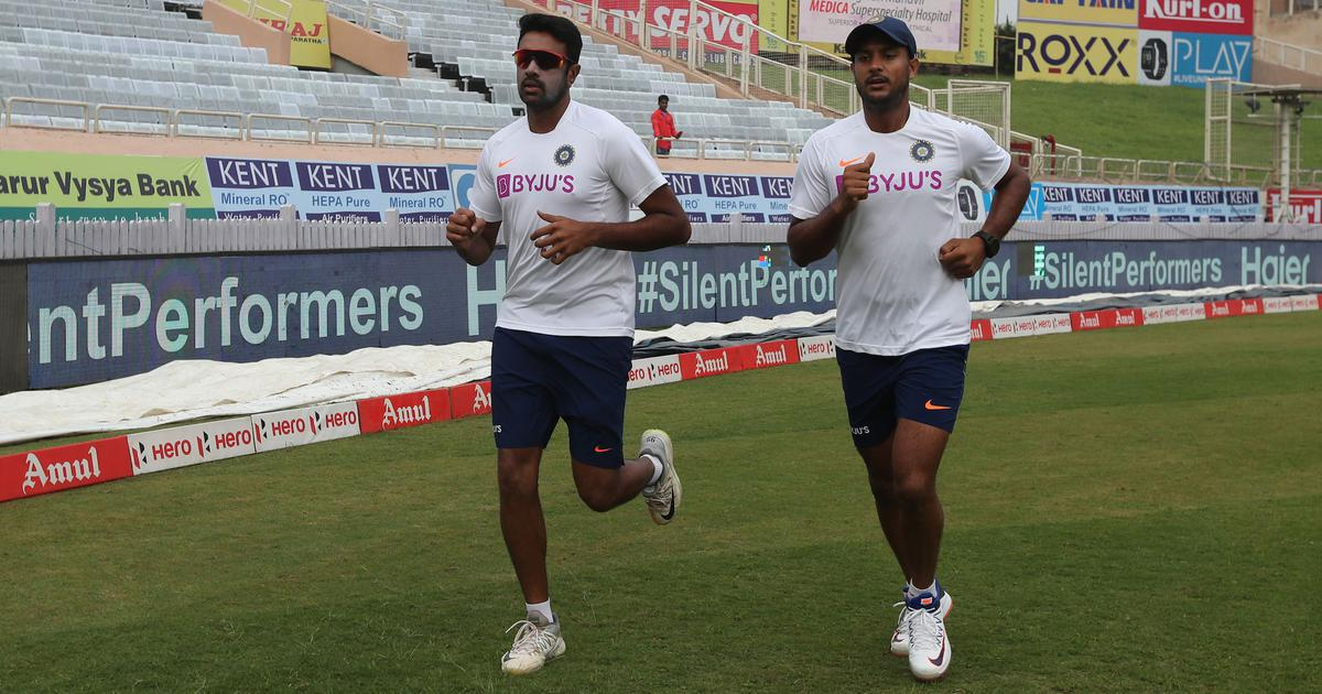 Less than 24 hours after Ranchi Test, R Ashwin and Mayank Agarwal feature in Vijay Hazare Trophy