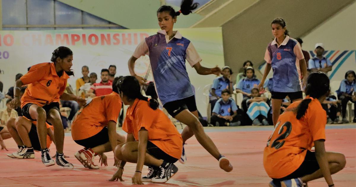 Maharashtra reach both girls and boys final at Junior National Kho Kho tournament